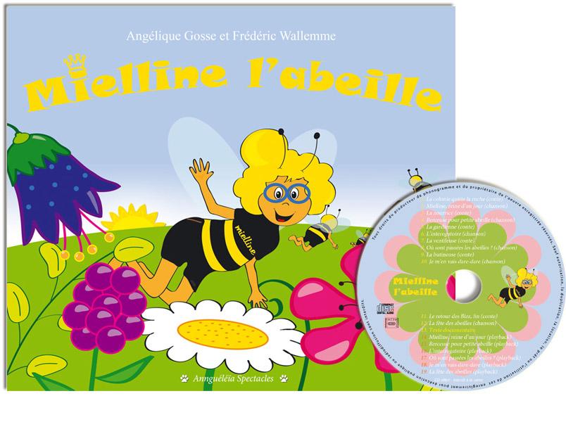 Mielline l'abeille